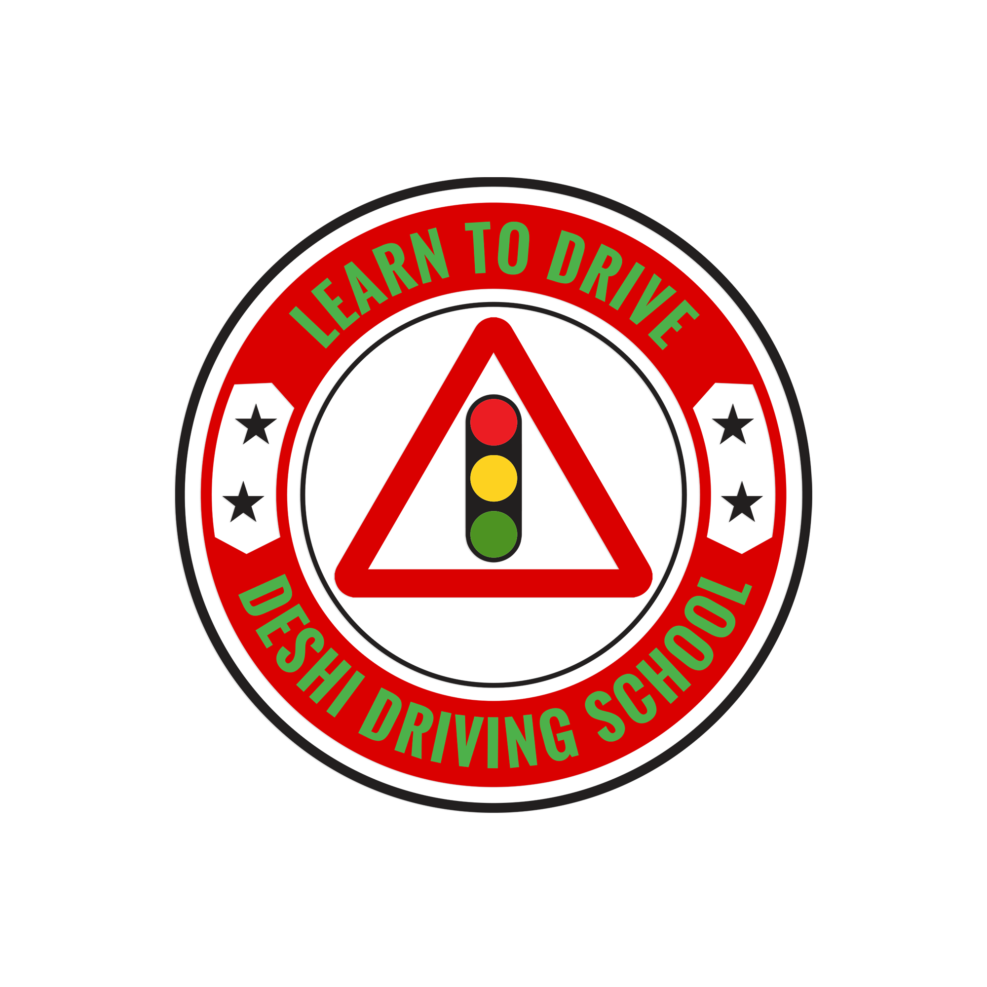 Deshi Driving School LOGO