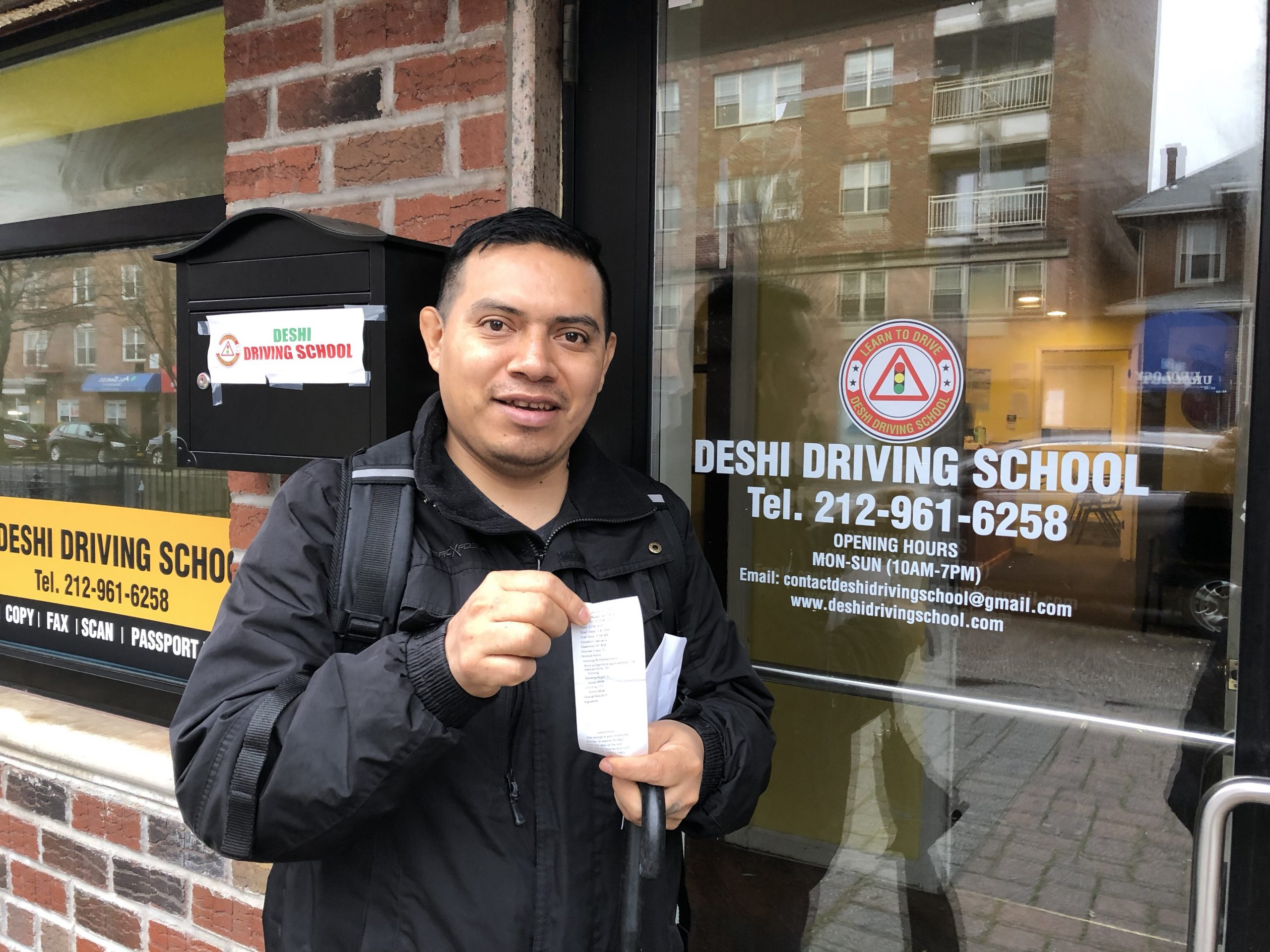 Deshi Driving School