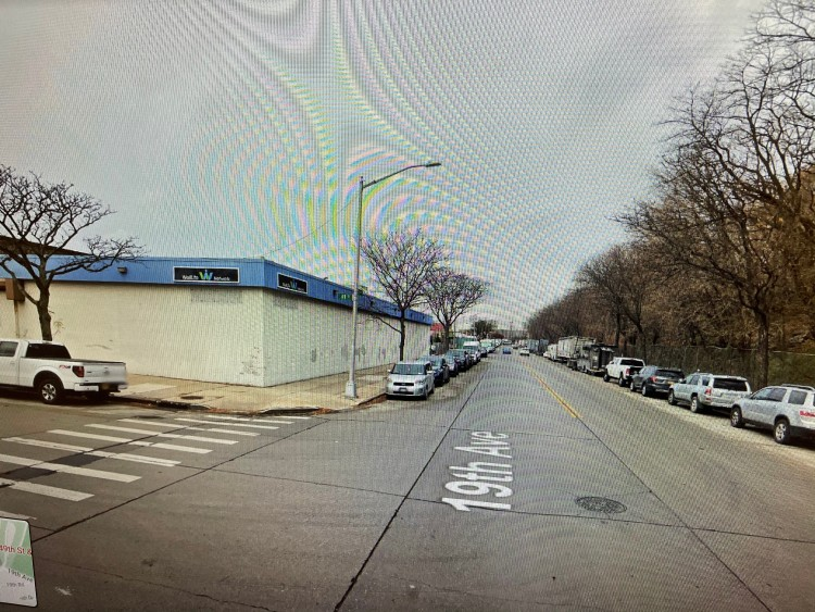 road test location in queens